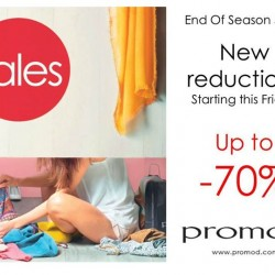 Promod | up to 70% off new reductions
