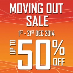 Royal Sporting House | up to 50% OFF moving out sale at Paragon