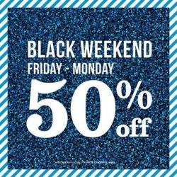 New Look | Black Weekend 50% off store wide