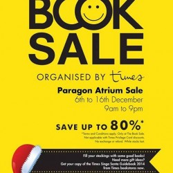 Times Bookstores | The Book Sale up to 80% off
