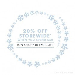 Kikki.K | 20% off your purchase of $60