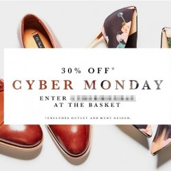 ALL SOLE | Cyber Monday 30% OFF