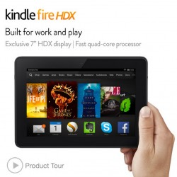 Amazon Gold Box Deal of the Day: 50% Off Kindle Fire HDX 4G LTE Tablets
