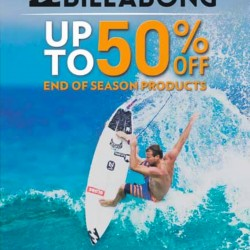 Billabong | Up to 50% OFF End of Season Products