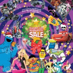 Action Toyz | Branded Toys Warehouse Sale 2014