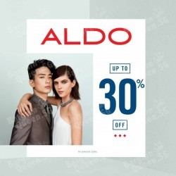 ALDO | Happy New Year SALE up to 30% off