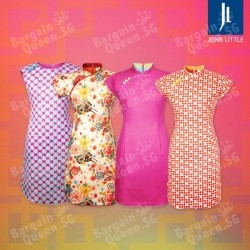 15% off regular-priced Qipao @ John Little