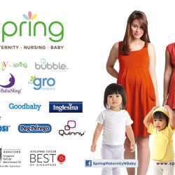 Spring Maternity & Baby Great deals at BabyWorld at Suntec