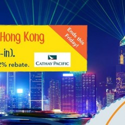 ZUJI | Fly to HongKong from $227 (all-in) on Cathay Pacific