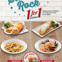 Manhattan Fish Market | weekdays students deal