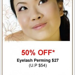 Poly Beauty | 50% off Eyelash perm