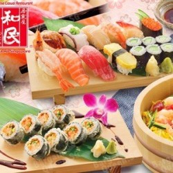 $35 for $50 Watami Japanese Casual Restaurant Cash Voucher @ Groupon