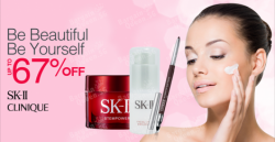 LAZADA | Be Beautiful Sale up to 67% off