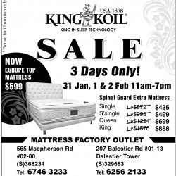 KING KOIL factory outlet Sale