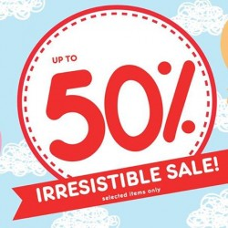 Up to 50% off selected items @ Artbox