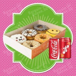 Chinese New Year promotion @ Dunkin' Donuts