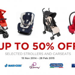 Spring Maternity & Baby | up to 50% off strollers
