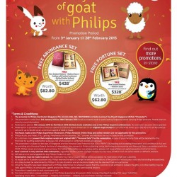 Spring Maternity & Baby   CNY goodies with purchase of AVENT items