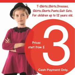 PONEY | Kids wear Warehouse Sale @ BreadTalk IHQ