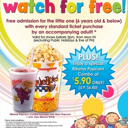 Shaw Theatres | The Kiddos Watch For Free
