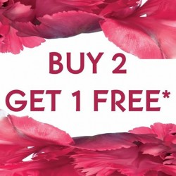 Yves Rocher | Buy 2 Get 1 Free on selected items