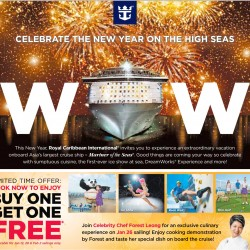 Royal Caribbean Mariner of the Seas Promotion