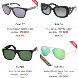 20% off storewide CNY special @ Glasses Online