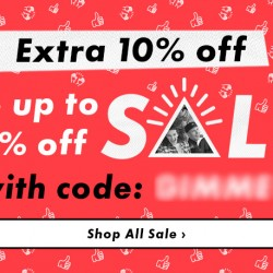 ASOS | Extra 10% off coupon