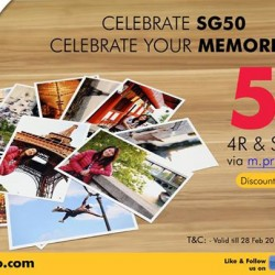 50% off 4R & 4S prints @ Fotohub.com