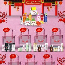 CNY Special Lucky bags available @ Dr.Ci:Labo