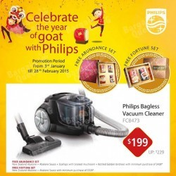 Lunar New year Special with Phillips @ Harvey Norman