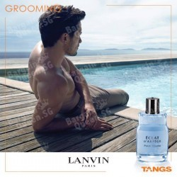 Free fragrance miniature duo with minimum $120 purchase of Lanvin fragrances @ TANGS