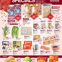 Steamboat special up to 50% saving @ Warehouse Club