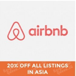 #GOSF2015 20% OFF All Listings in Asia @ Airbnb