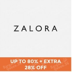 #GOSF2015 Up to 80% OFF + Extra 28% OFF @ Zalora.sg