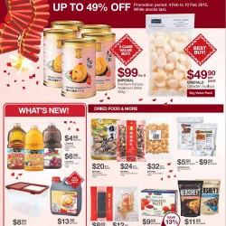 Up to 49% OFF Bigger on Savings @ Warehouse Club