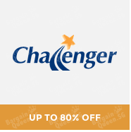 #GOSF up to 80% off and $0 delivery @ Challenger online