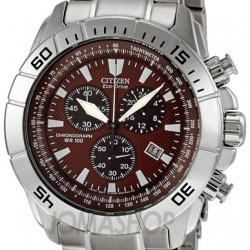 Citizen Men's AT0810-55X Stainless Steel Eco-Drive Watch @Amazon.com