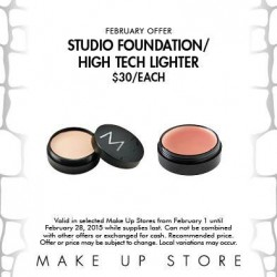 February Offer @ MAKE UP STORE
