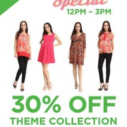 30% off Lunch Time Special @ Spring Maternity & Baby