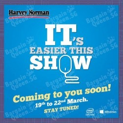 Online Exclusive @ Harvey Norman