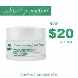 NUXE Clarifying Cream-Mask for only $20 @ Beauty by Nature