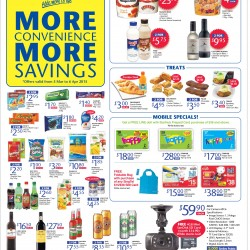 More convenience, more savings @ Cheers