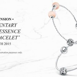 PANDORA Silver Bracelet with every purchase of SG250