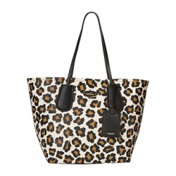 COACH Ocelot Embossed Coach Taxi Tote 28 @ 6pm.com