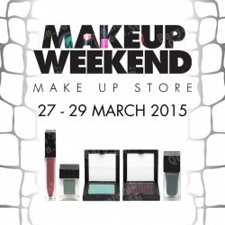 FREE express makeover @ MAKE UP STORE