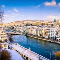 Go the extra mile: Fly to Zurich from $1025 (all-in) @ ZUJI