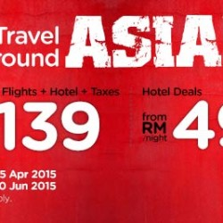 AirAsiaGo: Travel Around Asia, Hotel deals from RM49/$49 per night