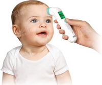 Braun Forehead Thermometer @Amazon.com