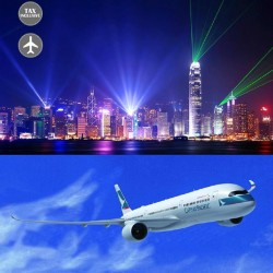 30% OFF Cathay Pacific Return Flight to Hong Kong @ Groupon